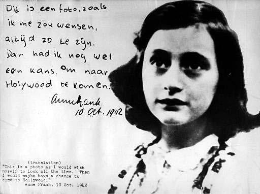 Anna Frank palestina